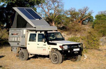 Toyota Landcruiser Camper (4 pax)