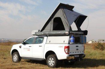 Ford Ranger Camper (2-4 pax)