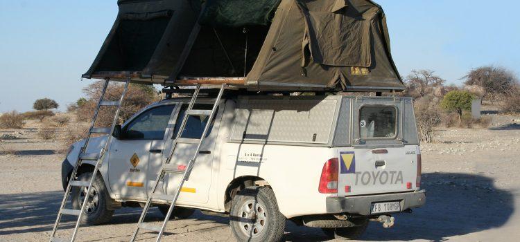 Toyota Hilux Double Cab (2-4 pax)