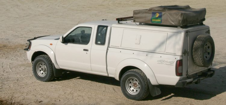 Nissan NP300 Single Cab (2 pax)