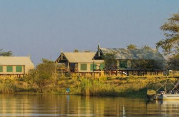 Chobe River Camp Gondwana Collection