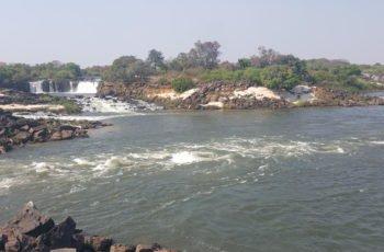 Ngonye Falls Campsite