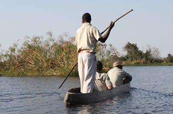 Okavango Mokoro Trip