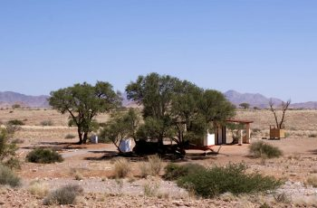 Namib Desert Campsite Gondwana Collection Namibia