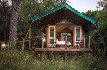 Mashatu Tent Camp